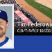 Rangers trade for Federowicz and promote to MLB thumbnail