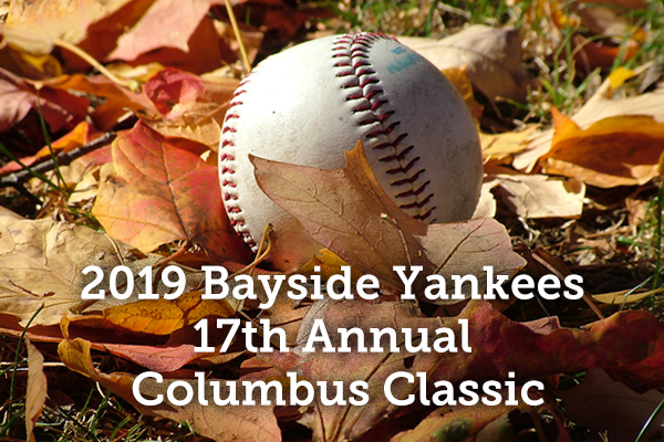 Registration for the 2019 Columbus Classic is now open
